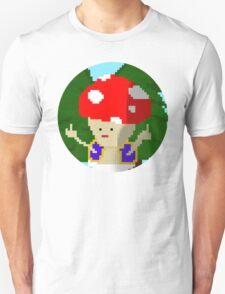 Toad Swearing Unisex T-Shirt