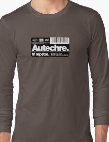 Autechre - Tri Repetae Long Sleeve T-Shirt