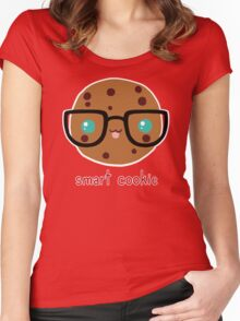 Smart Cookie Women's Fitted Scoop T-Shirt