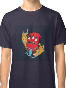 Red monster Classic T-Shirt