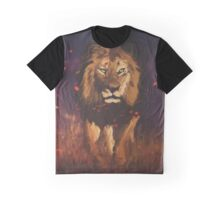 Through the flames Graphic T-Shirt