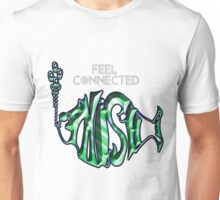 feel connected phish logo ampyang Unisex T-Shirt