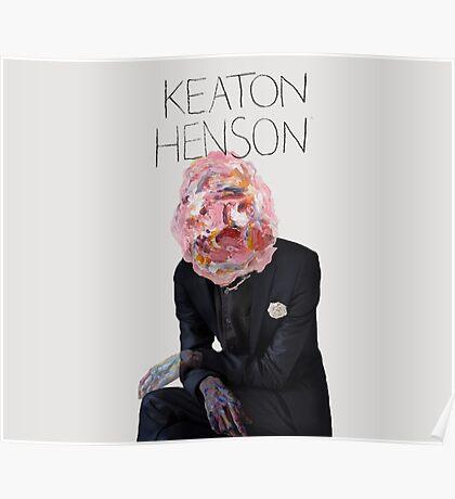 Keaton Henson - Don't Forget Artwork Poster