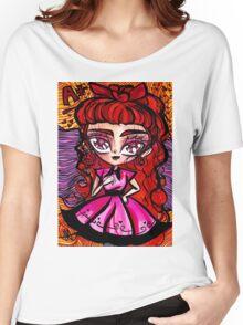 Powerpuff Girls - Blossom Women's Relaxed Fit T-Shirt