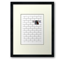 Pink Floyd - The Wall Framed Print