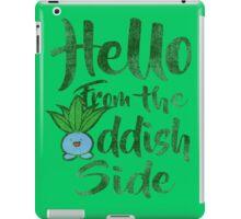 Hello 2 iPad Case/Skin
