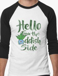 Hello 2 Men's Baseball ¾ T-Shirt
