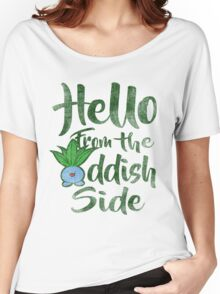 Hello 2 Women's Relaxed Fit T-Shirt