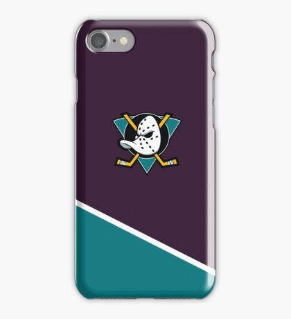 Mighty Ducks iPhone Case/Skin