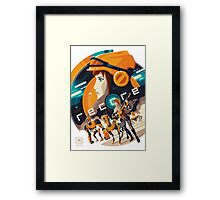 Recore Framed Print