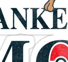 Mo Mankeys Mo Problems Sticker