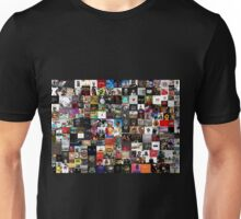 the greatest hip hop collage Unisex T-Shirt