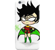 Mini Robin iPhone Case/Skin