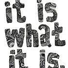 It Is What It Is by rbx11