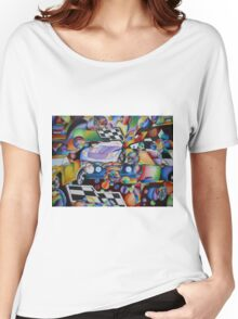 Cars show Women's Relaxed Fit T-Shirt