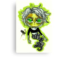 Danny Phantom Canvas Print