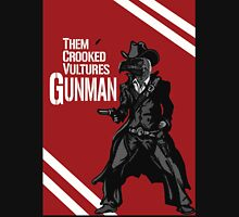 Them Crooked Vultures - Gunman T-Shirt