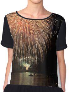 Fireworks Ver 0001 Chiffon Top