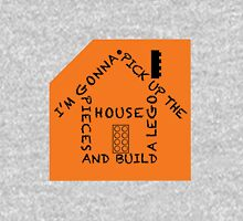 Lego House Womens Fitted T-Shirt