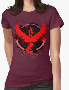 Red Team Womens Fitted T-Shirt
