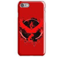 Red Team iPhone Case/Skin