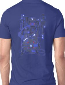 Ghostbusters Proton Pack Unisex T-Shirt
