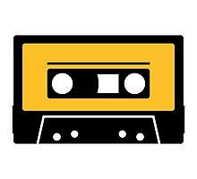 Tape Cassette by artpolitic