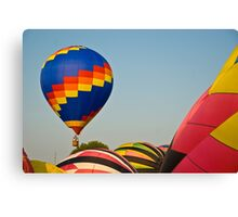 Hot Air Balloons in Ohio Canvas Print