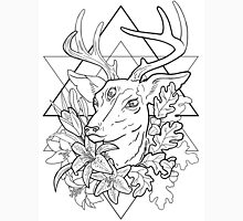 Mystic Deer Unisex T-Shirt