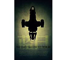 Firefly You Can't Take the Sky From Me Photographic Print