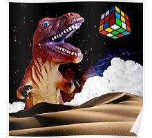 T. Rubix Poster