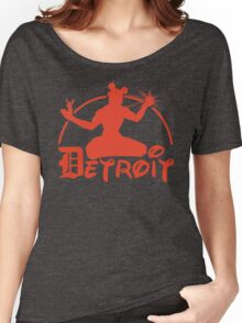 Spirit of Mickey - Detroit Tigers Edition Women's Relaxed Fit T-Shirt