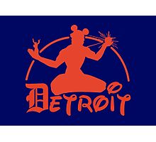 Spirit of Mickey - Detroit Tigers Edition Photographic Print
