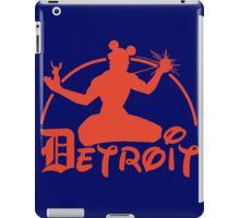 Spirit of Mickey - Detroit Tigers Edition iPad Case/Skin