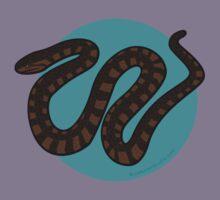 Southern Water Snake Kids Tee