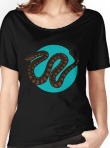 Southern Water Snake Women's Relaxed Fit T-Shirt
