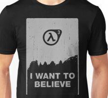 Half Life 3 Unisex T-Shirt