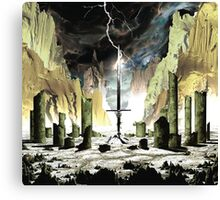 The Sword - Gods of the Earth Canvas Print