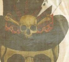 The Whistling Skull Hoodoo Shop Sticker