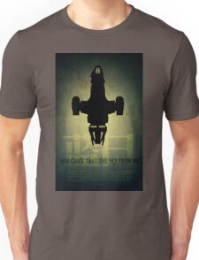 Firefly You Can't Take the Sky From Me Unisex T-Shirt
