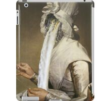 Cry your eyes out iPad Case/Skin