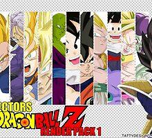 Dragon Ball Season 1 by DeadEye24