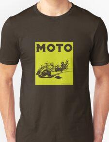 Moto-Lime Unisex T-Shirt