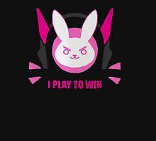 I play to win - Overwatch Unisex T-Shirt