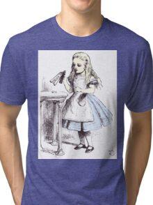 Alice Drlnk Me Tri-blend T-Shirt