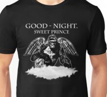 Good Night, Sweet Prince Harambe Unisex T-Shirt