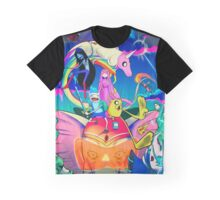 Ancient Psychic Tandem War Elephant  · Adventure Time  Graphic T-Shirt