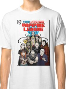 VAMPIRE LEAGUE Classic T-Shirt