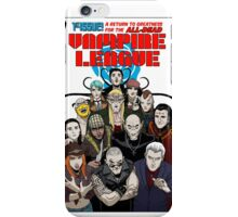 VAMPIRE LEAGUE iPhone Case/Skin