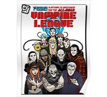 VAMPIRE LEAGUE Poster